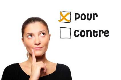 sondage pour ou contre